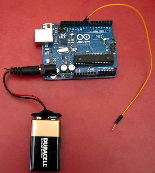 Turn your Arduino into an AM radio transmitter!
