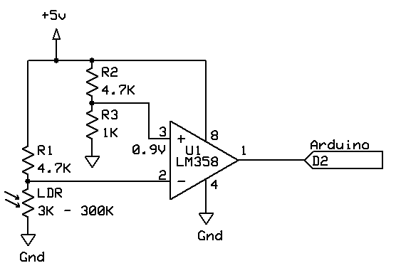 Fancy How To Use Ldr Motif - Electrical Diagram Ideas - itseo.info