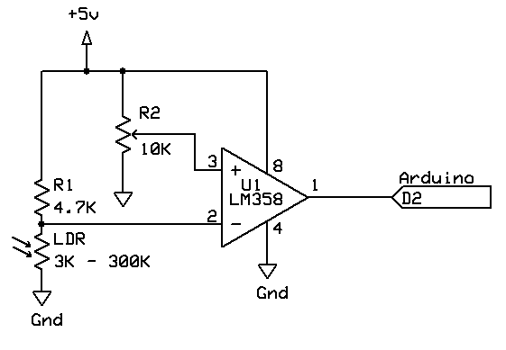 gammon forum   electronics   operational amplifiers   how